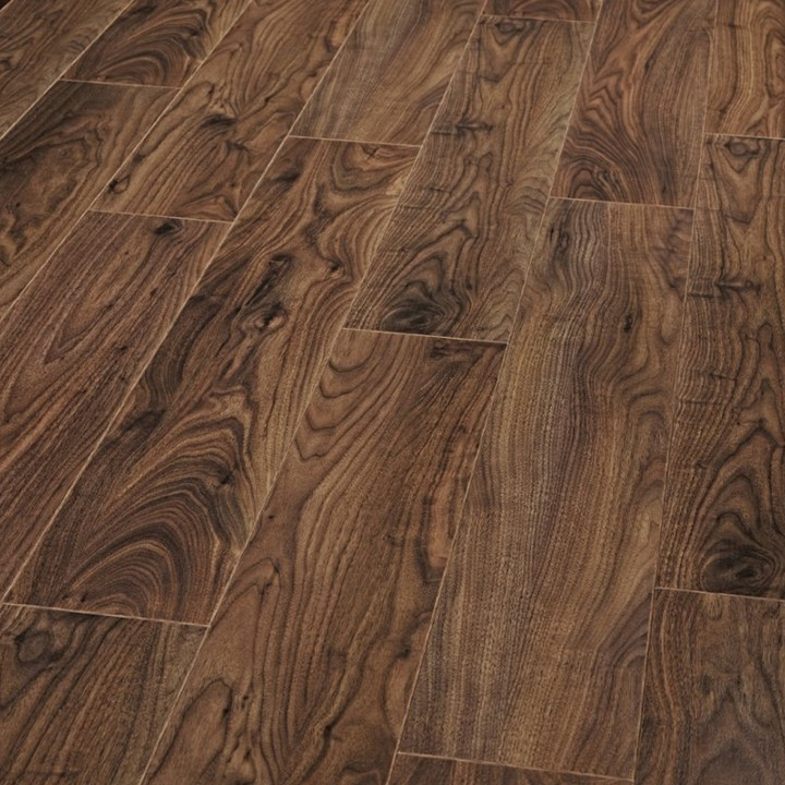 Select walnut 544 balterio laminate flooring best at for Balterio laminate flooring tradition quattro