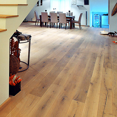 Elka Real Wood Engineered Flooring 14mm Room Deal