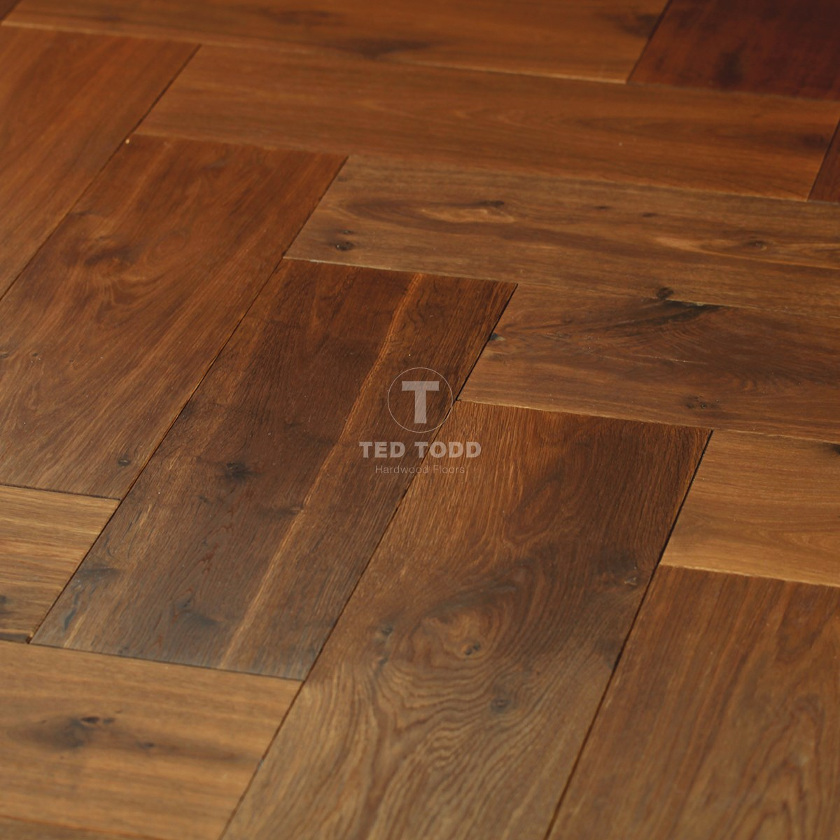 Truffle Herringbone Woodworks By Ted Todd Engineered