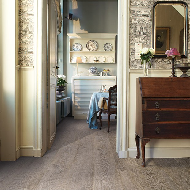 Quick Step Laminate | Elite | Quick Step Laminate | Elite | Old Oak Grey Planks UE1388