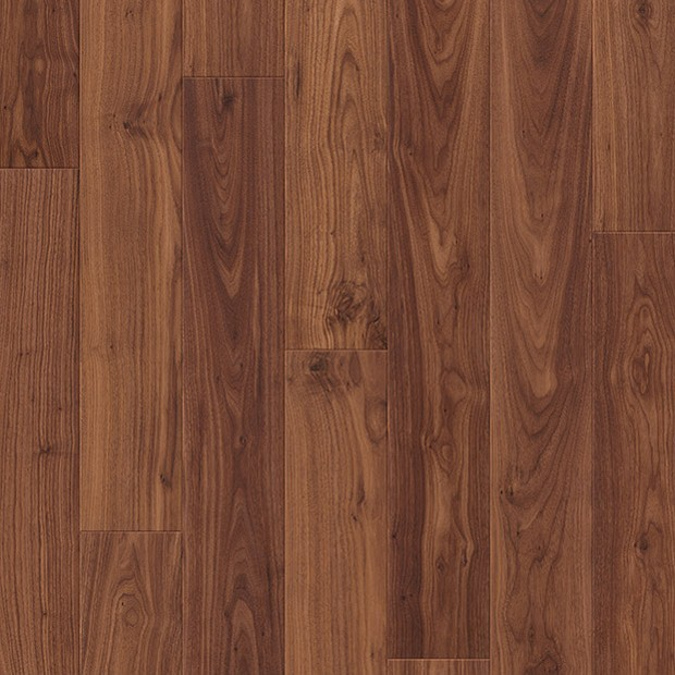 Oiled Walnut Planks UF 1043 | Quick-Step Laminate