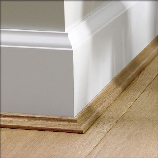 Uniclic scotia qsscot quick step accessories for Uniclic flooring