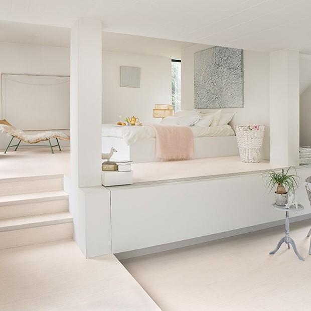 Quick Step Laminate | Eligna Wide | Morning Oak Wide Planks UW1535