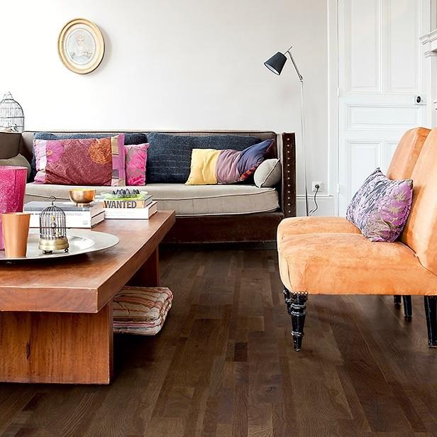 Espresso Blend Oak Oiled VAR1632   Quick-Step Engineered Wood