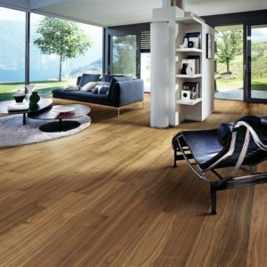 Walnut Statue | Kahrs Engineered Wood | Best at Flooring
