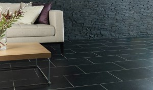 Amtico Spacia Xtra in room with settee