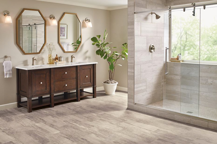 How Choose The Right Bathroom Flooring Best