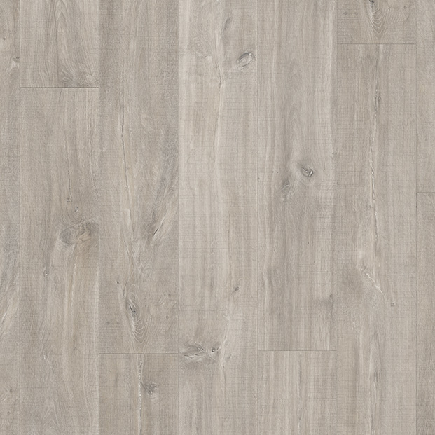 Canyon Oak Grey Saw Cuts BACP40030 | Quick-Step Livyn LVT