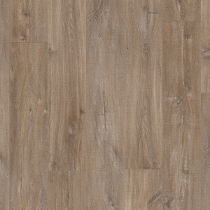 Canyon Oak Dark Brown Saw Cuts BACL40059 | Quick-Step Livyn LVT