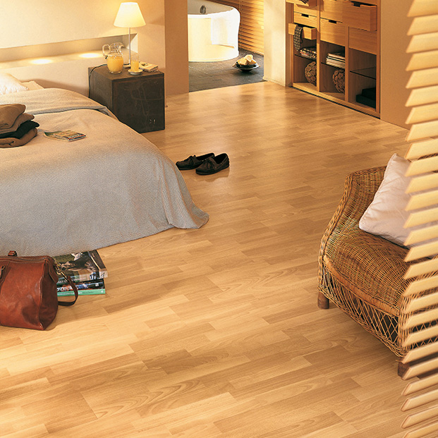 Quick Step Laminate | Classic | Enhanced Beech CL1016