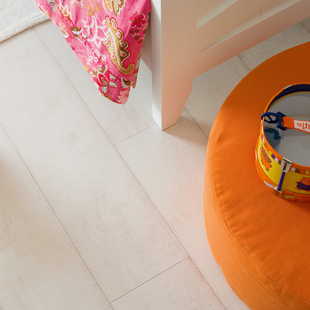 Bleached White Teak CLM1290 | Quick-Step Laminate