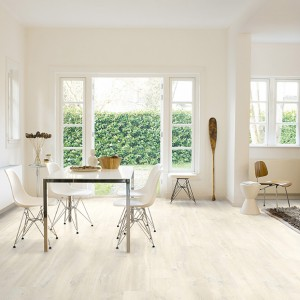 Charlotte Oak White CR3178 | Quick-Step Laminate