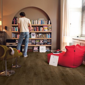Virginia Oak Brown CR3183 | Quick-Step Laminate