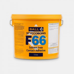 F66 Solvent Free Contact Adhesive