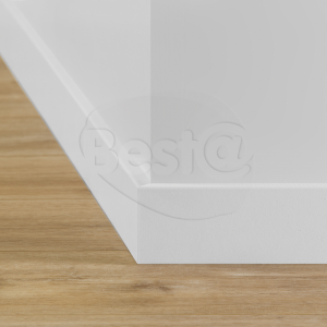 Livyn Paintable Skirting 55x8 detail | Quick-Step Accessories