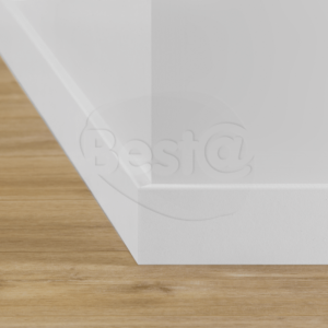 QS Livyn Paintable Skirting | Best at Flooring