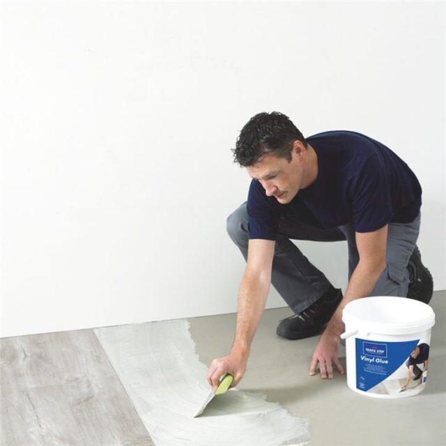 Quick-Step Vinyl Glue   Quick-Step Livyn Accessories   installation