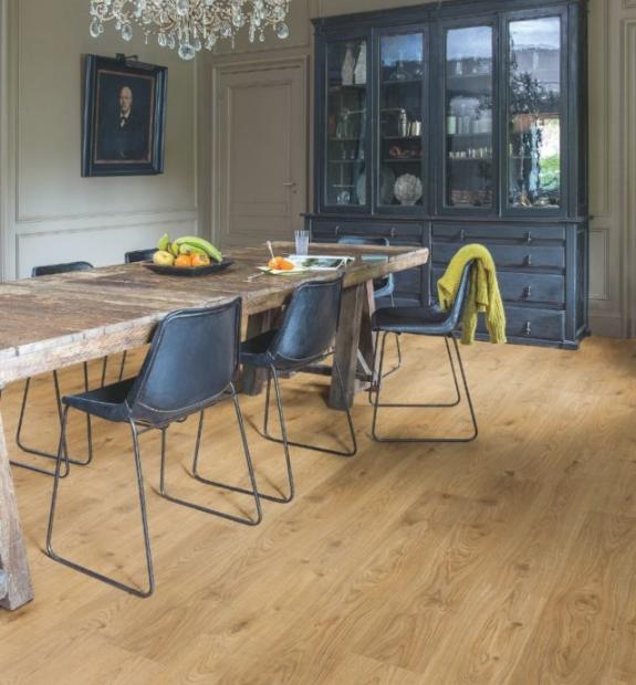 Quick Step Livyn | Balance Click Plus | Cottage Oak Natural BACP40025