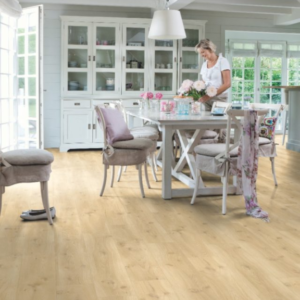 Drift Oak Beige BACP40018 | Quick-Step Livyn Luxury Vinyl Tiles
