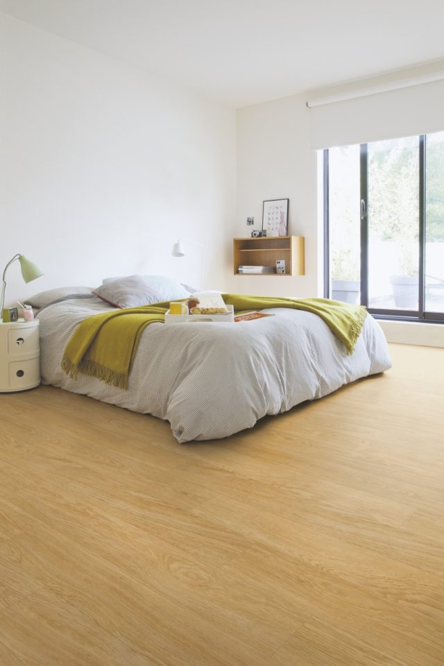 Quick Step Livyn | Balanace Click Plus | Select Oak Natural BACP40033