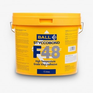 F48 High Temperature Grade Vinyl Adhesive