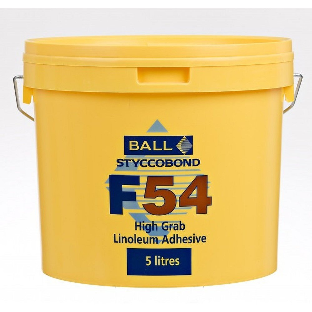 F54 High grab linoleum adhesive