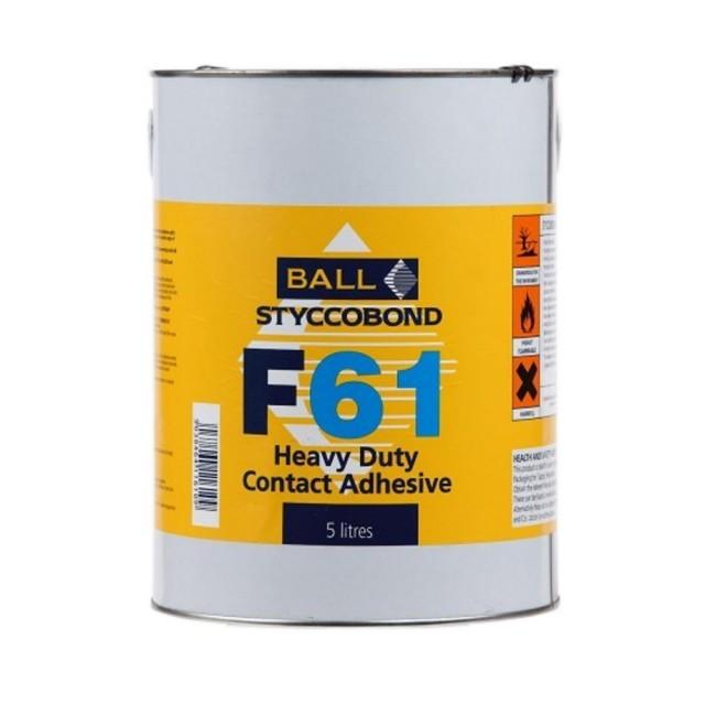 F61 Heavy Duty Contact Adhesive