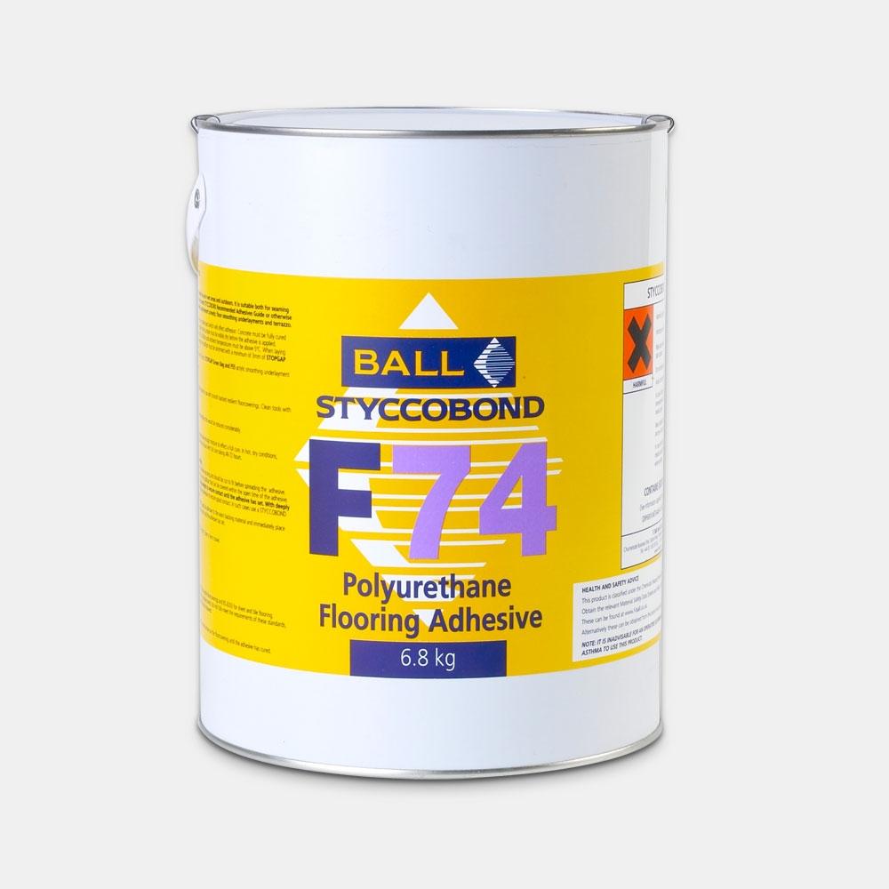 F74 Polyurethane Flooring Adhesive