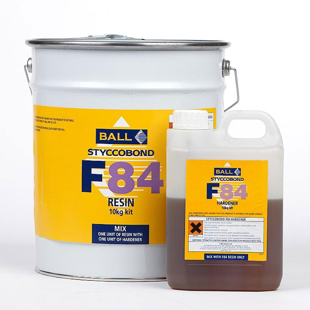 F84 Two Part Adhesive