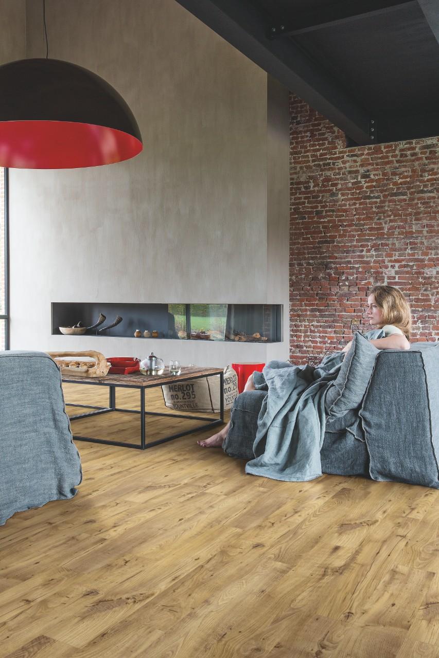 vintage chestnut natural bacp40029 quick step livyn lvt. Black Bedroom Furniture Sets. Home Design Ideas