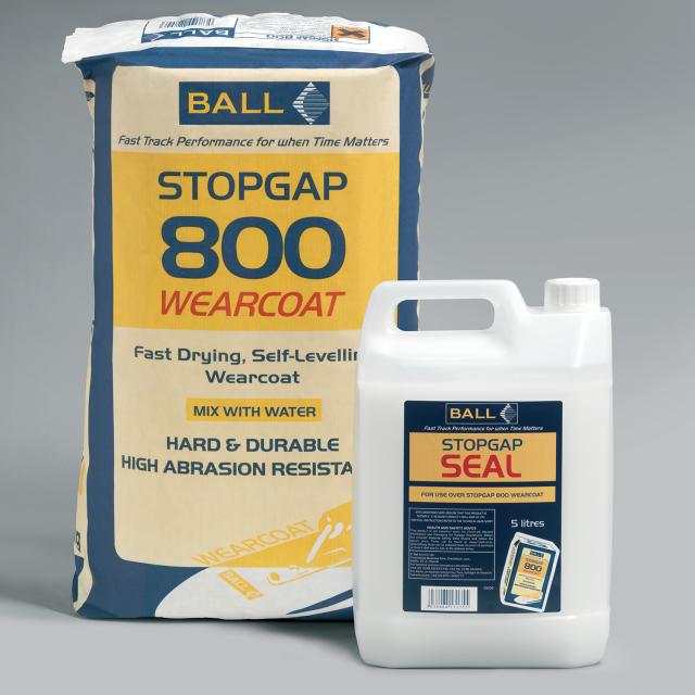 SG 800 Wearcoat
