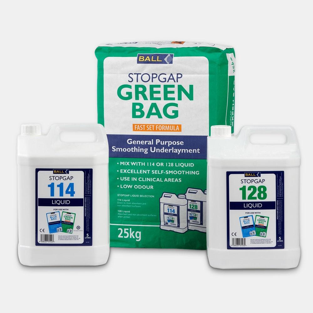 SG Green Bag