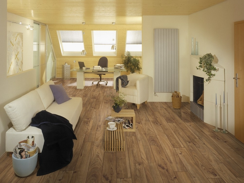 Everest Oak Bronze D3077 | Kronotex Laminate