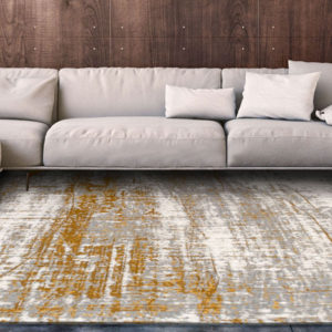 8419 Columbus Gold | Louis de Poortere Mad Men Griff Rugs | Best at Flooring