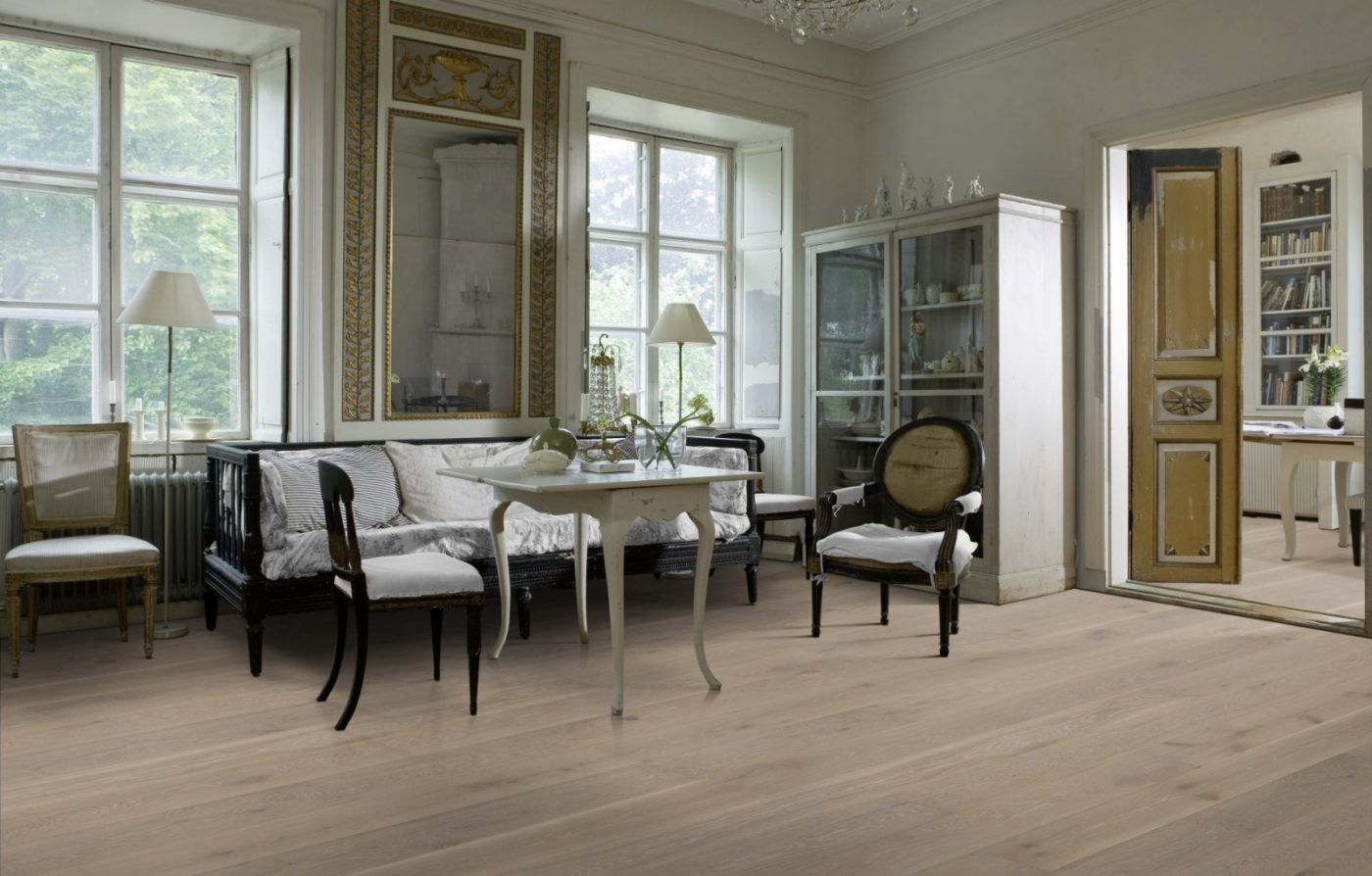 Nouveau Gray | Kahrs Engineered Wood