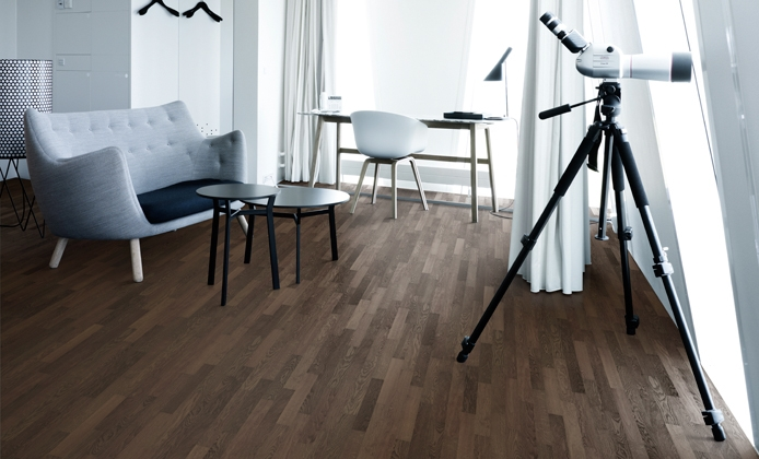 Smoked AB L | Kahrs Engineered Wood