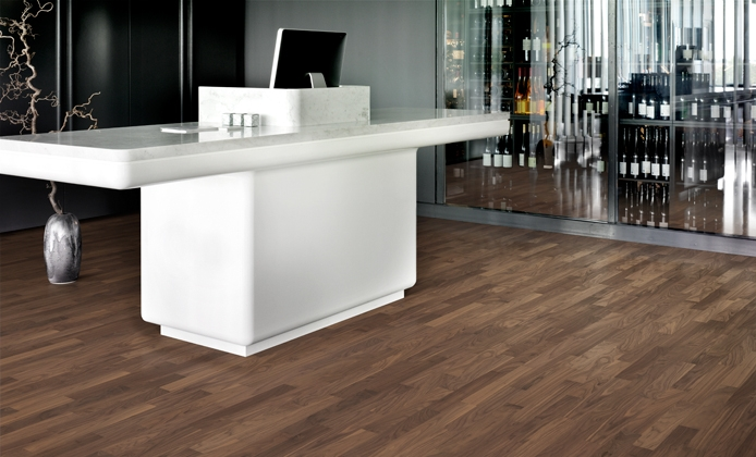 Walnut AB R | Kahrs Engineered Wood