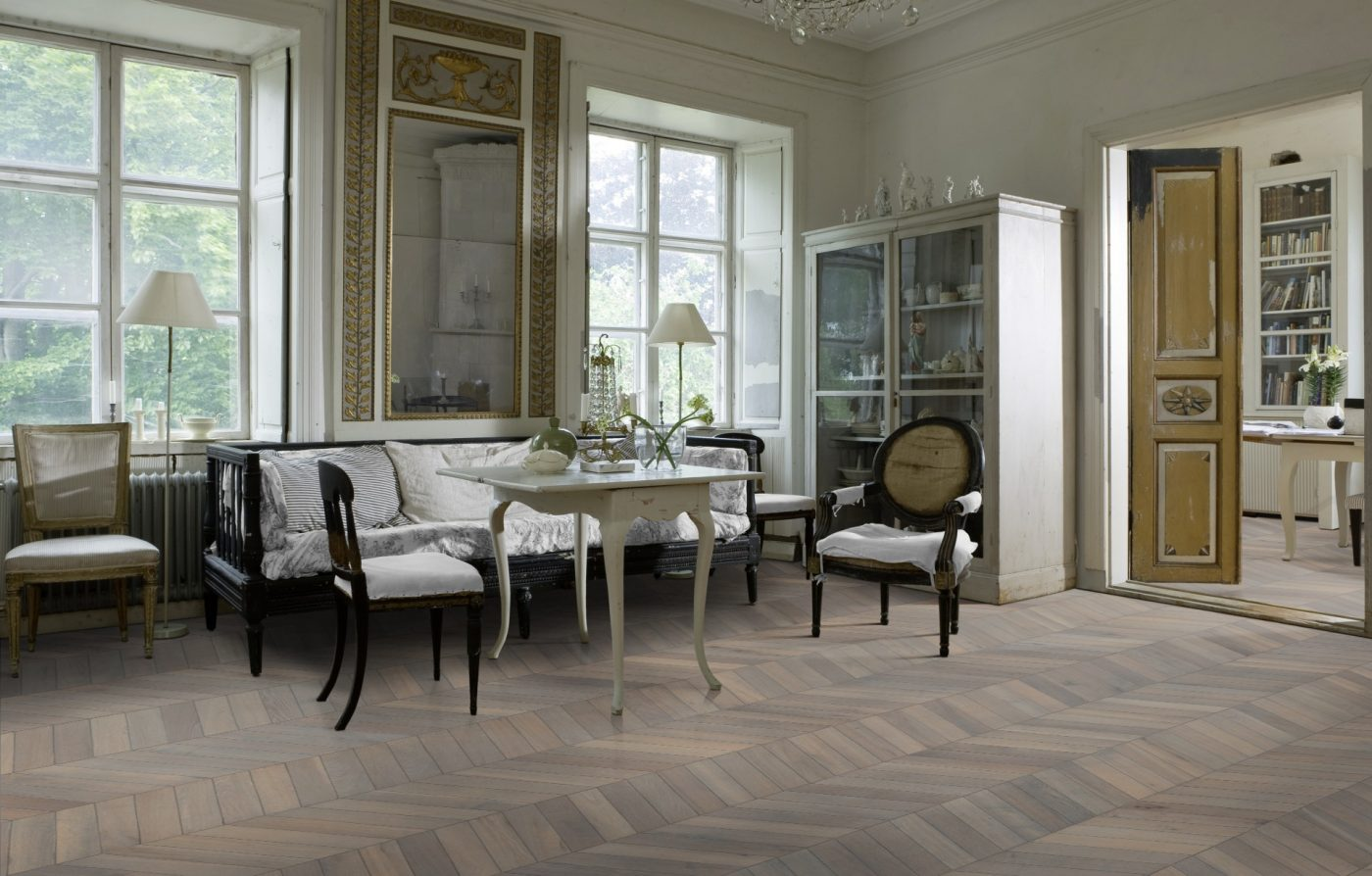 Chevron Grey Kahrs Engineered Wood Id Collection Best