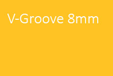V-Groove 8mm