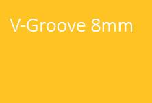V-Groove 8mm
