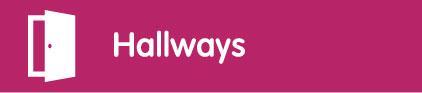 guide-hallways