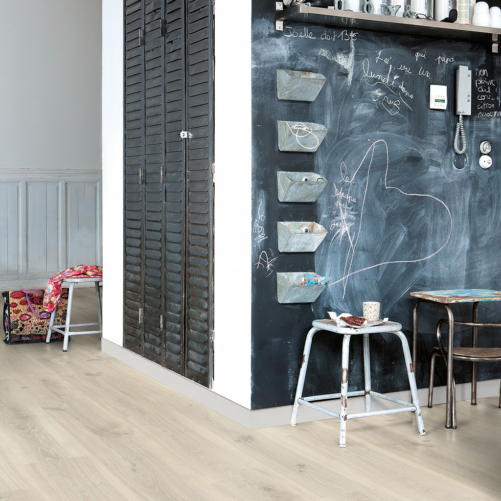 Quick Step Laminate | Creo | Tennessee Oak Grey CR3181