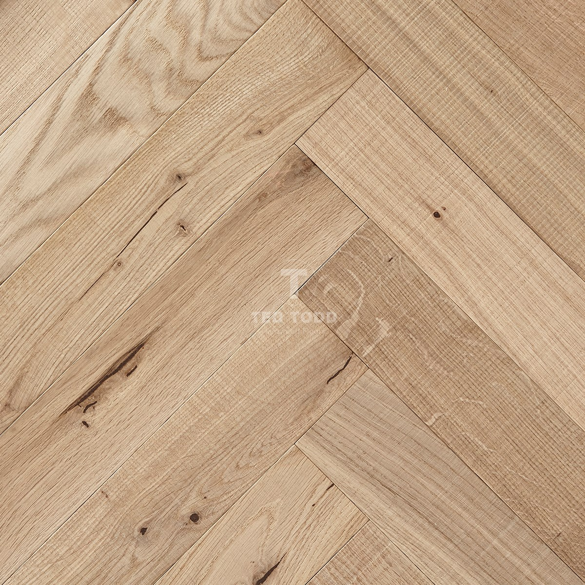 Kentish herringbone woodworks by ted todd engineered for Engineered wood flooring manufacturers
