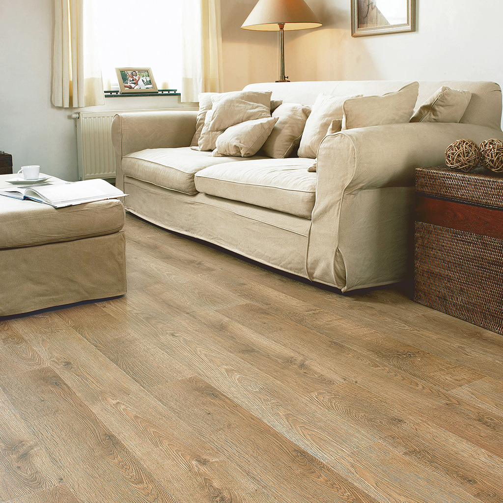 Quick Step Laminate | Eligna | Old Oak Matt Oiled EL312