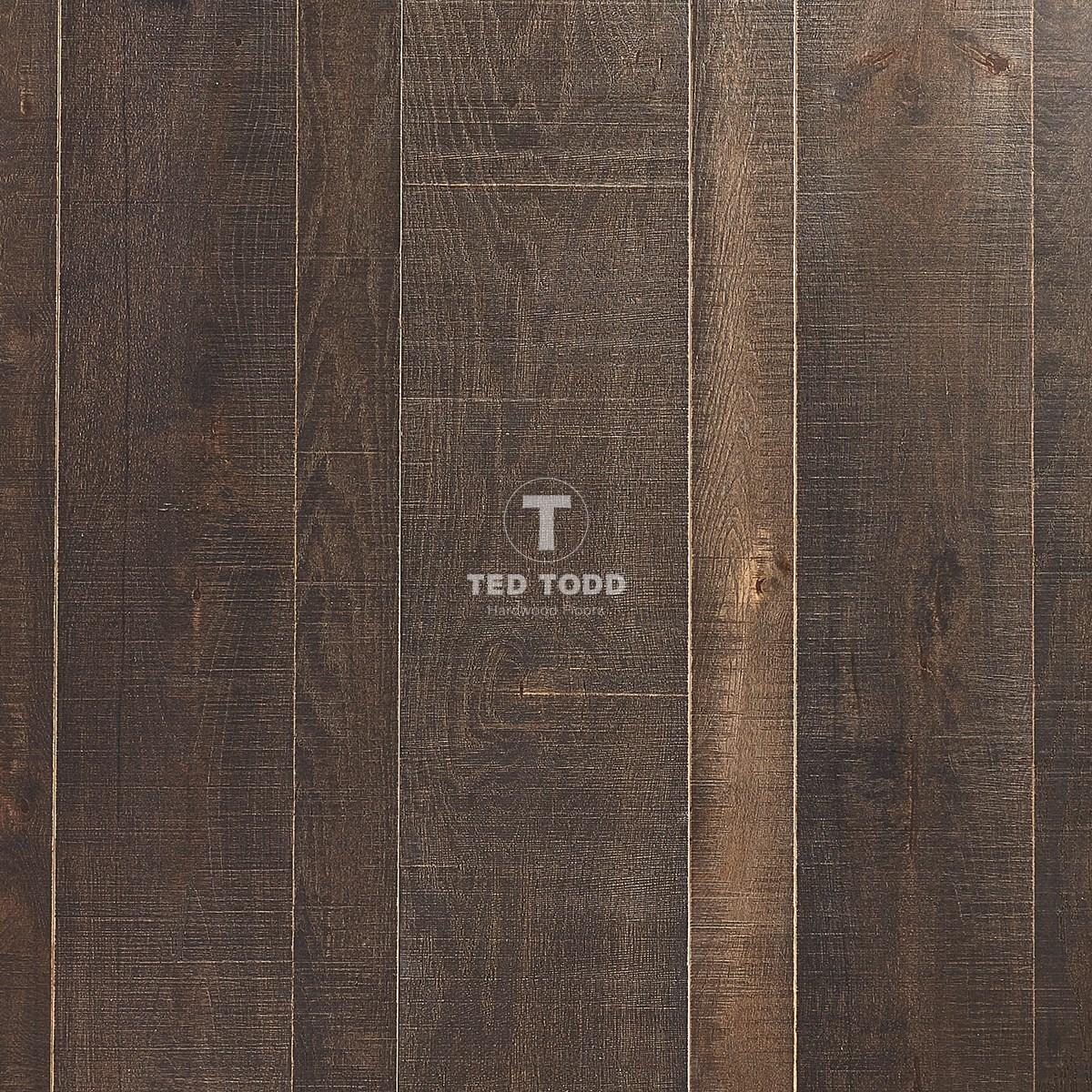 Ted Todd Manhattan Plank