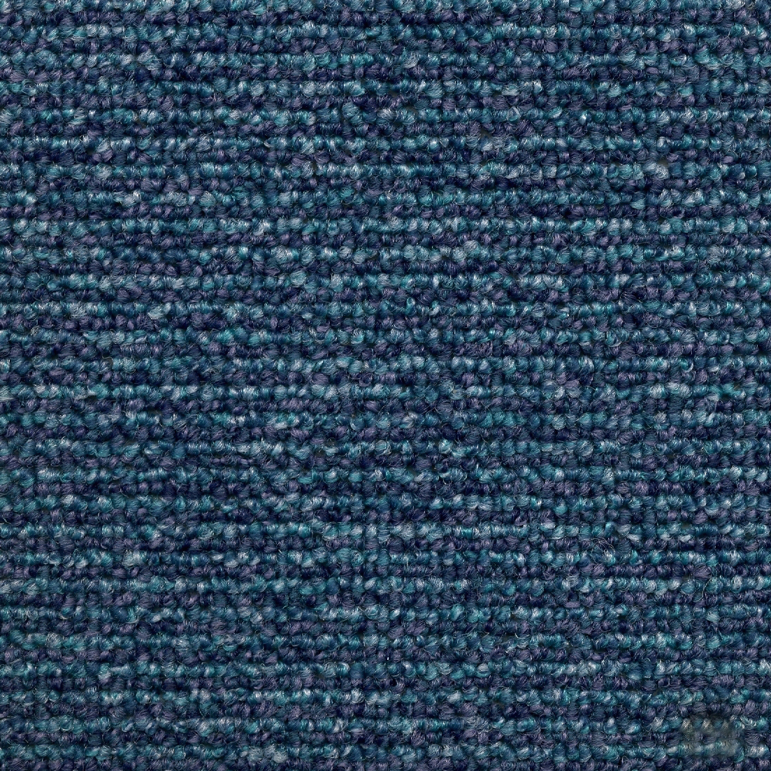 Titan Turquoise Loop Pile Polypropylene Carpet Tile