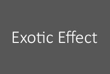 Exotic Effect Laminate