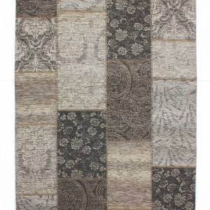 Manhattan_Patchwork_Chenille_BlackGold