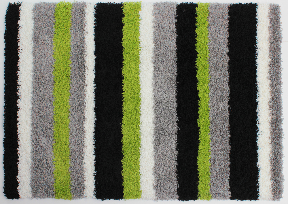 Nordic Channel Lime Green Amp Grey Flair Rugs Best At