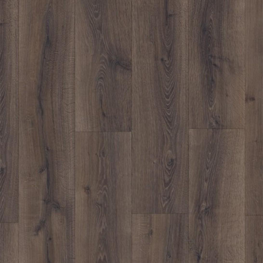 Desert oak brushed dark brown mj3553 quick step laminate - Laminados quick step ...